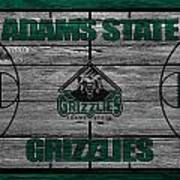 Adams State Grizzlies Poster