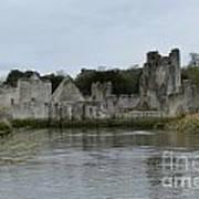 Adare Ireland Views Of Desmond Castle Poster