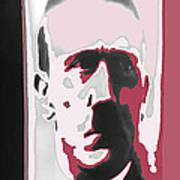 Adolph Hitler Collage Close-up Circa 1933-2009  Poster