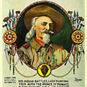 Adventures Of Buffalo Bill Poster