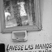Advertencia Poster