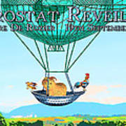 Aerostat Reveillion Poster