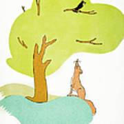 Aesop: Fox & Crow Poster