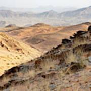 Africa, Namibia, Northwestern Namibia Poster