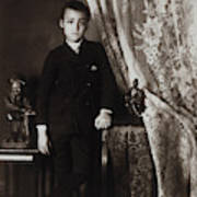 African American Boy, C1899 Poster