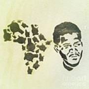 African Icon Poster