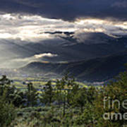 After A Pyrenean Storm 1 Poster