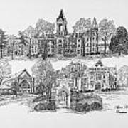 Agnes Scott College Poster