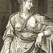 Agrippina Wife Of Tiberius Poster