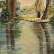 Agua Caliente Poster