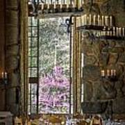 Ahwahnee Hotel--main Dining Room Poster
