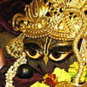 Aindra's Baba Shyamasundar Poster by Lila Shravani