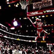 Air Jordan II Poster