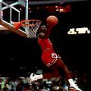 Air Jordan Reverse Slam Poster