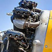 Aircraft Engine 3 Poster