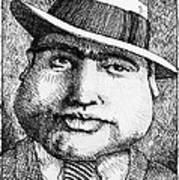 Al Capone 1931 Poster