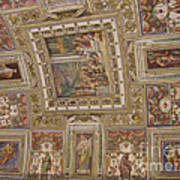 Al Fresco Ceiling Poster