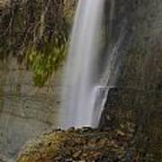 Alabama Waterfall Poster