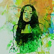 Alanis Morissette Poster