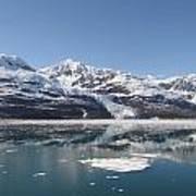 Alaska Calm Bay Poster