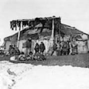 Alaska Eskimos, C1898 Poster