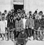 Alaska Eskimos, C1916 Poster