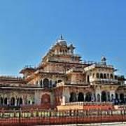 Albert Hall 3 - Jaipur India Poster