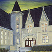 Albright Memorial Library  Poster
