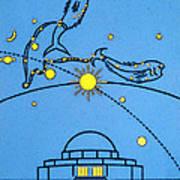 Alder Planetarium Poster by Jennifer Rondinelli Reilly - Fine Art Photography