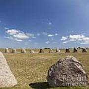 Ales Standing Stones Poster