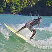 Alex Encarnacion Surf 2 Poster