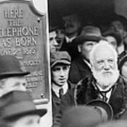 Alexander Graham Bell Poster