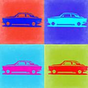 Alfa Romeo Gtv Pop Art 2 Poster