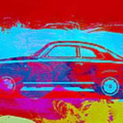 Alfa Romeo  Watercolor 1 Poster by Naxart Studio