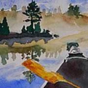 Algonquin Provincial Park Ontario Canada  Poster