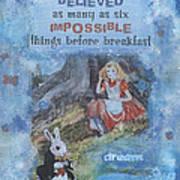 Alice Dream Poster