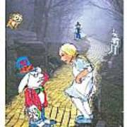 Alice Lost Poster
