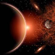 Alien Sunrise.1. Poster