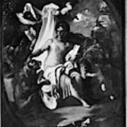 Allegory Of Africa Poster