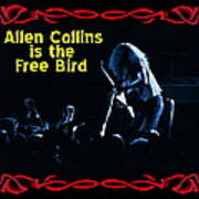 A C  Is The Blue Free Bird Poster