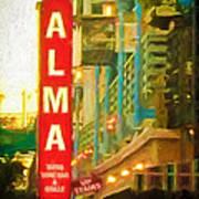 Alma Poster