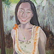 Aloha Jade Poster