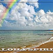 Aloha Spirit Poster