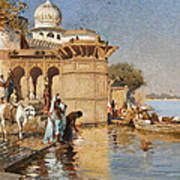 Along The Ghats Mathura Poster
