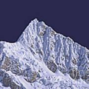 Alpamayo Peru Poster