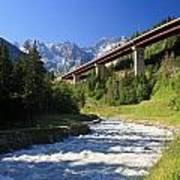 Alpine Highway Poster