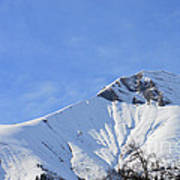 Alps Vista  Poster