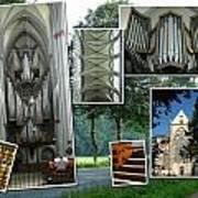 Altenberg Montage Poster