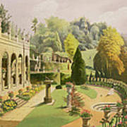 Alton Gardens Poster