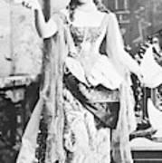 Alva Vanderbilt (1853-1933) Poster